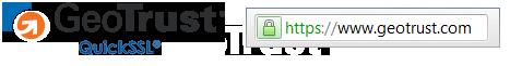 Logo Geotrust - Certificat SSL